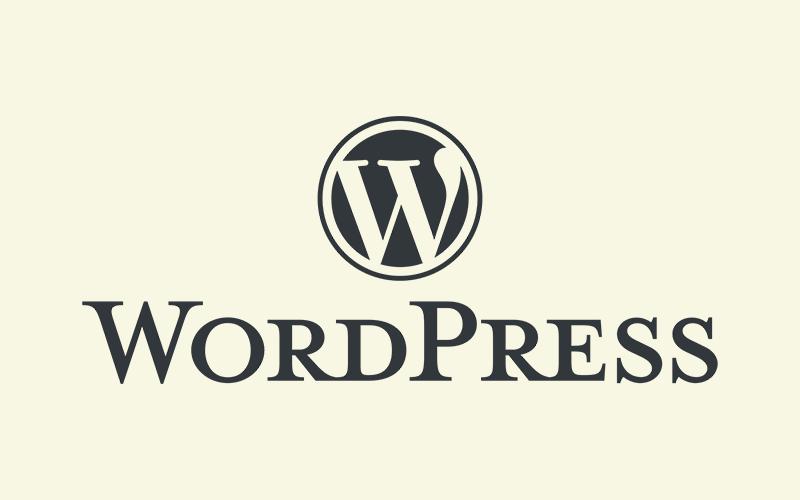 technologies WordPress